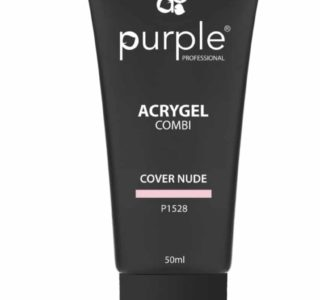 Purple acrygel combi Cover Nude 50ml.