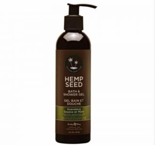Hemp Seed Bath & Shower Gel Guavalava